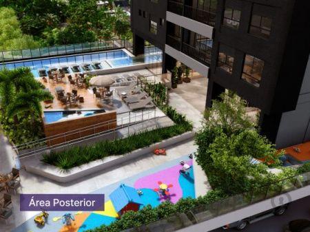 Apartamento à venda em Goiânia no Setor Oeste - Empreendimento Lux Oeste da Construtora Elmo - Área de lazer (Galeria) - 1