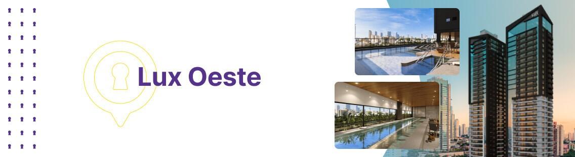 Apartamento à venda em Goiânia no Setor Oeste - Empreendimento Lux Oeste da Construtora Elmo - Fachada (Capa Desktop)