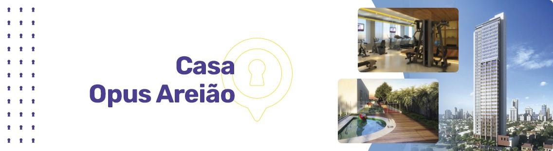 Apartamento à venda em Goiânia no Setor Marista - Empreendimento Casa Opus Areião da Construtora Opus - Fachada