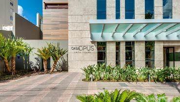 Apartamento à venda em Goiânia no Setor Bueno - Empreendimento Casa Opus Vaca Brava da Construtora Opus - Fachada