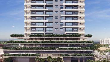 Apartamento à venda em Goiânia no Parque Amazônia - Empreendimento Lake House Residence da Construtora Martins Soares - Fachada (Card)