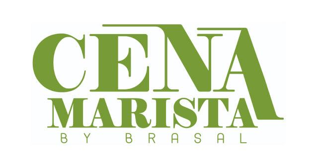 Logo do edifício Cena Marista, da construtora Brasal