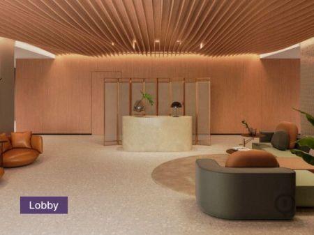 Apartamento à venda em Goiânia no Setor Marista - Empreendimento Azure Compact Life da Construtora City - Área de Lazer - 2