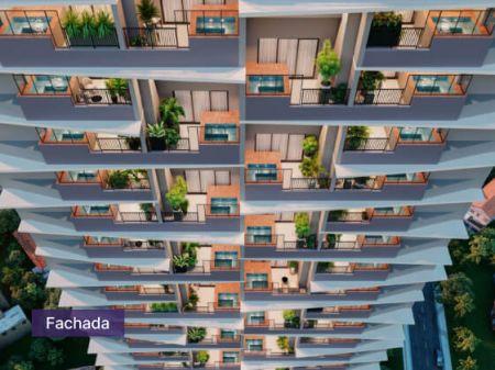 Apartamento à venda em Goiânia no Setor Marista - Empreendimento Azure Compact Life da Construtora City - Área de Lazer - 0