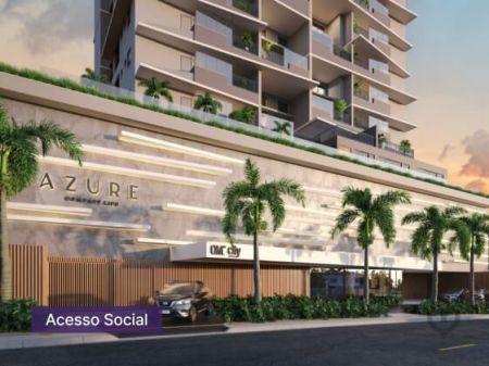 Apartamento à venda em Goiânia no Setor Marista - Empreendimento Azure Compact Life da Construtora City - Área de Lazer - 1