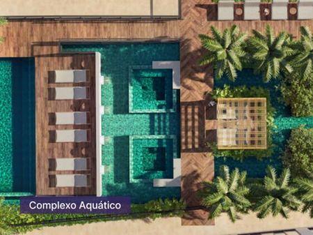 Apartamento à venda em Goiânia no Jardim Goiás - Empreendimento Emirates Parque Flamboyant da Construtora Sousa Andrade - Área de lazer-2