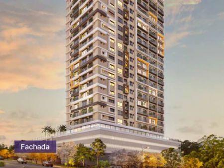 Apartamento à venda em Goiânia no Jardim Goiás - Empreendimento Emirates Parque Flamboyant da Construtora Sousa Andrade - Área de lazer-1