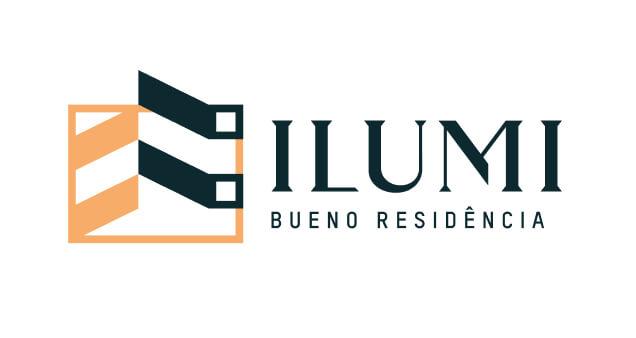 Logo do empreendimento Ilumi, da CMO construtora