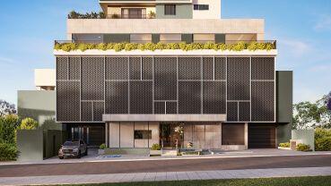 Apartamento à venda em Goiânia no Setor Bueno - Empreendimento Ilumi Bueno da Construtora CMO - Fachada (Card)