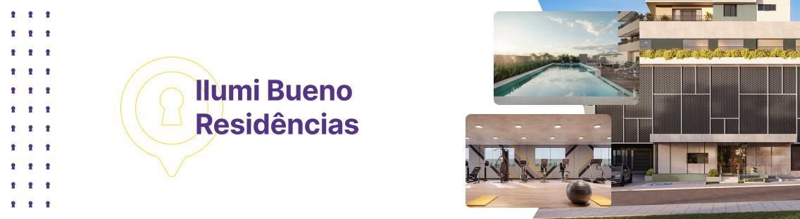 Apartamento à venda em Goiânia no Setor Bueno - Empreendimento Ilumi Bueno da Construtora CMO - Fachada (Capa Desktop)