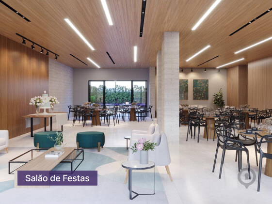Apartamento à venda em Goiânia no Setor Pedro Ludovico - Empreendimento Urbani Vista Home da Construtora ACCE - Área de Lazer-3
