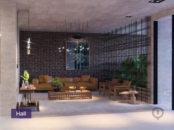 Apartamento à venda em Goiânia no Setor Pedro Ludovico - Empreendimento Urbani Vista Home da Construtora ACCE - Área de Lazer-2