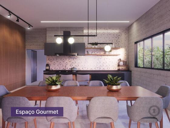 Apartamento à venda em Goiânia no Setor Pedro Ludovico - Empreendimento Urbani Vista Home da Construtora ACCE - Área de Lazer-4