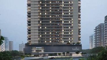 Apartamento à venda em Goiânia no Setor Marista - Empreendimento Reserva Harbo  da Brasal construtora