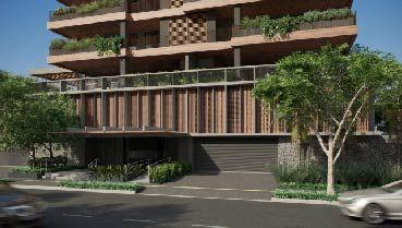 Apartamento à venda em Goiânia no Setor Bueno - Empreendimento Deck23 da Construtora Opus - Fachada