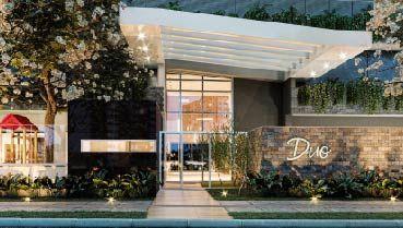 Apartamento à venda em Goiânia no Parque Amazônia - Empreendimento Duo Sky Garden da Construtora Partini - Fachada