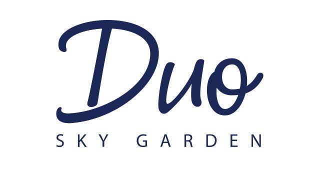 Logo do empreendimento Duo Sky Garden, Partini Construtora