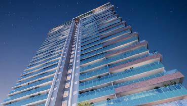 Apartamento à venda em Goiânia no Park Lozandes - Empreendimento Europark Tijuca - Torre A da Construtora Euroamérica - Fachada