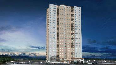 Apartamento à venda em Goiânia no Park Lozandes - Empreendimento Europark Tijuca - Torre B da Construtora Euroamérica - Fachada