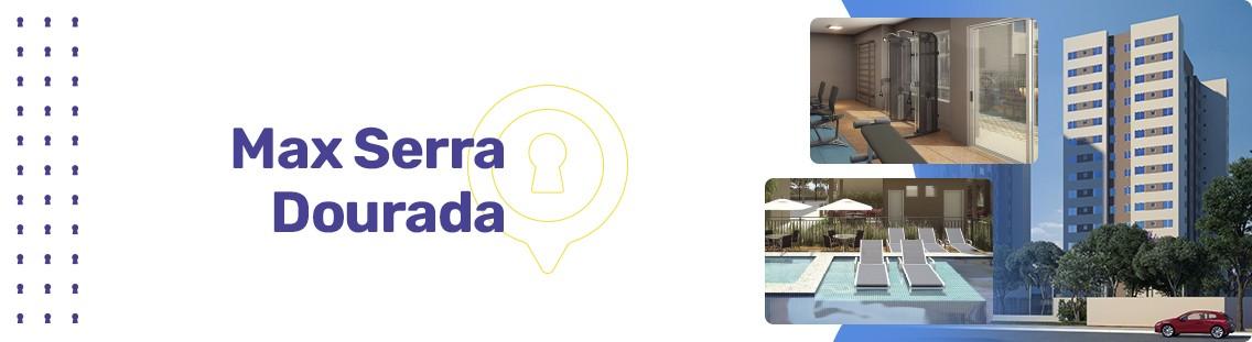 Apartamento à venda em Goiânia no Setor Serra Dourada - Empreendimento Max Serra Dourada da Construtora Vega construtora - Fachada