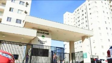 Apartamento à venda em Goiânia no Eldorado Parque Anhembi - Fachada (Card)