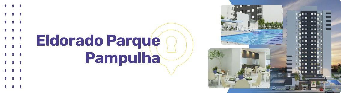 Apartamento à venda em Goiânia no Parque Oeste Industrial - Empreendimento Eldorado Parque - Pampulha da Construtora Eldorado Parque - Fachada