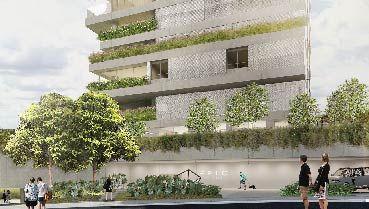 Apartamento à venda em Goiânia no Setor Bueno - Empreendimento Epic da Construtora City - Fachada