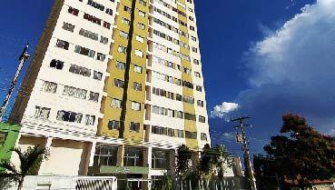 Apartamento à venda em Goiânia no Jardim das Esmeraldas - Empreendimento Esmeraldas Di Lourenzzo da Construtora LIC Incorporadora - Fachada
