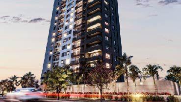Apartamento à venda em Goiânia no Setor Aeroporto - Empreendimento Catena da Construtora Todos - Fachada