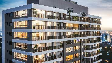 Apartamento à venda em Goiânia no Setor Marista - Empreendimento Fluence Marista da Construtora Dinâmica - Fachada