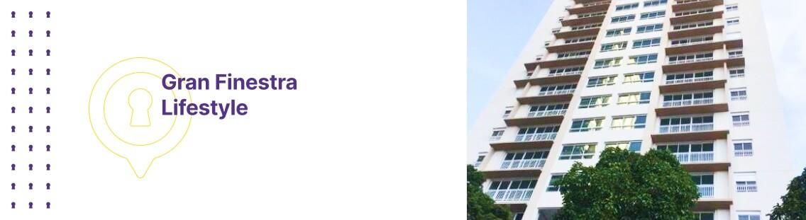 Apartamento à venda em Goiânia no Gran Finestra Lifestyle - Fachada (Capa Desktop)