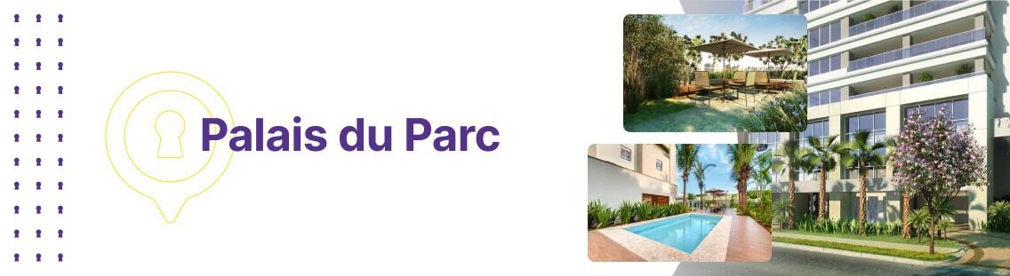 Apartamento à venda em Goiânia no Palais du Parc - Fachada (Capa Desktop)