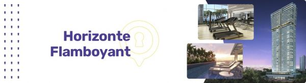 Apartamento à venda em Goiânia no Jardim Goiás - Empreendimento Horizonte Flamboyant da Construtora Partini - Fachada