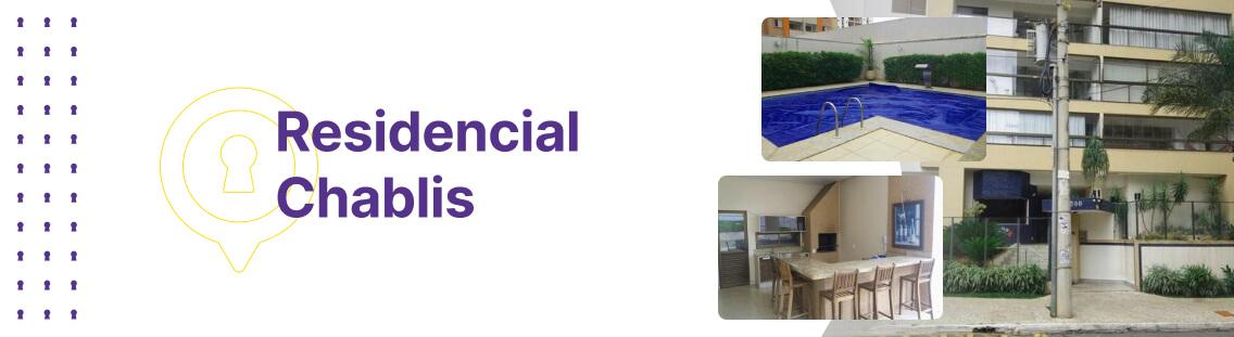Apartamento à venda em Goiânia no Residencial Chablis - Fachada (Capa Desktop)