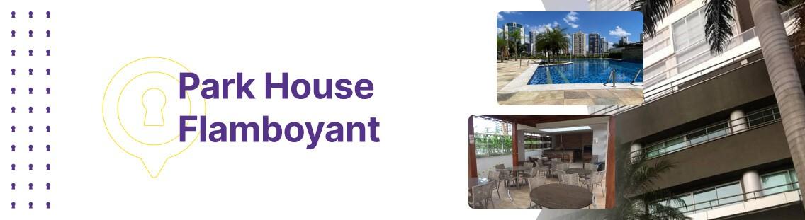 Apartamento à venda em Goiânia no Park House Flamboyant - Fachada (Capa Desktop)