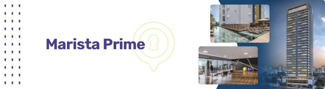 Apartamento à venda em Goiânia no Setor Marista - Empreendimento Marista Prime da Construtora Queiroz Silveira - Fachada