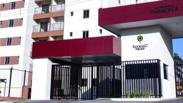 Apartamento à venda em Goiânia no Eldorado Parque Harmonia - Fachada (Card)