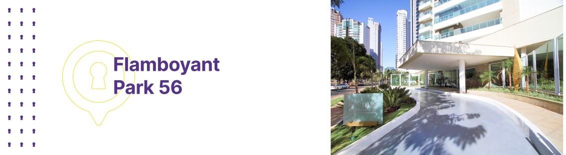 Apartamento à venda em Goiânia no Flamboyant Park 56 - Fachada (Capa Desktop)