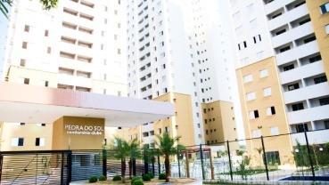 Apartamento à venda em Goiânia no Residencial Pedra do Sol - Fachada (Card)