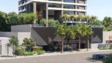 Apartamento à venda em Goiânia no Setor Bueno - Empreendimento Opus Gyro da Construtora Opus - Fachada
