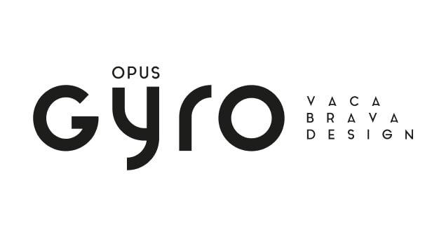 Logo do edifício Gyro Vaca Brava, da construtora Opus
