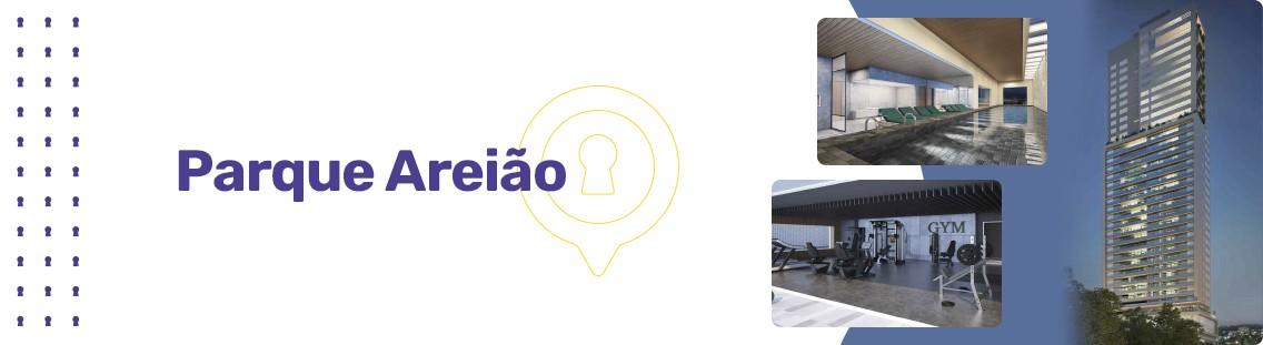 Apartamento à venda em Goiânia no Setor Marista - Empreendimento Parque Areião da Construtora Brasal - Fachada